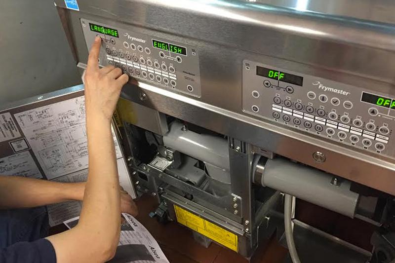 Servicio de mantenimiento para cocinas industriales en México