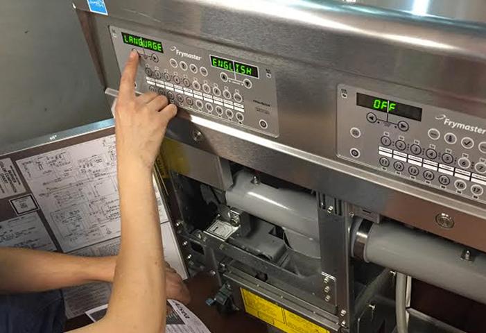 mantenimiento para cocinas industriales